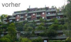 Terrassenhäuser | Tübingen | vor der Sanierung